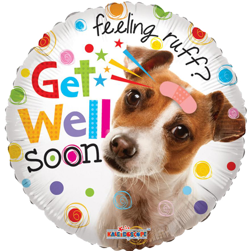 Beterschap - Get well Doggy