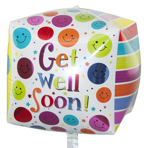 Beterschap - Get well soon cubez